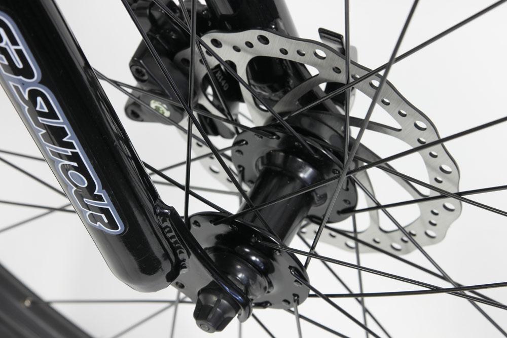 Gravity Bikes Disk Brakes