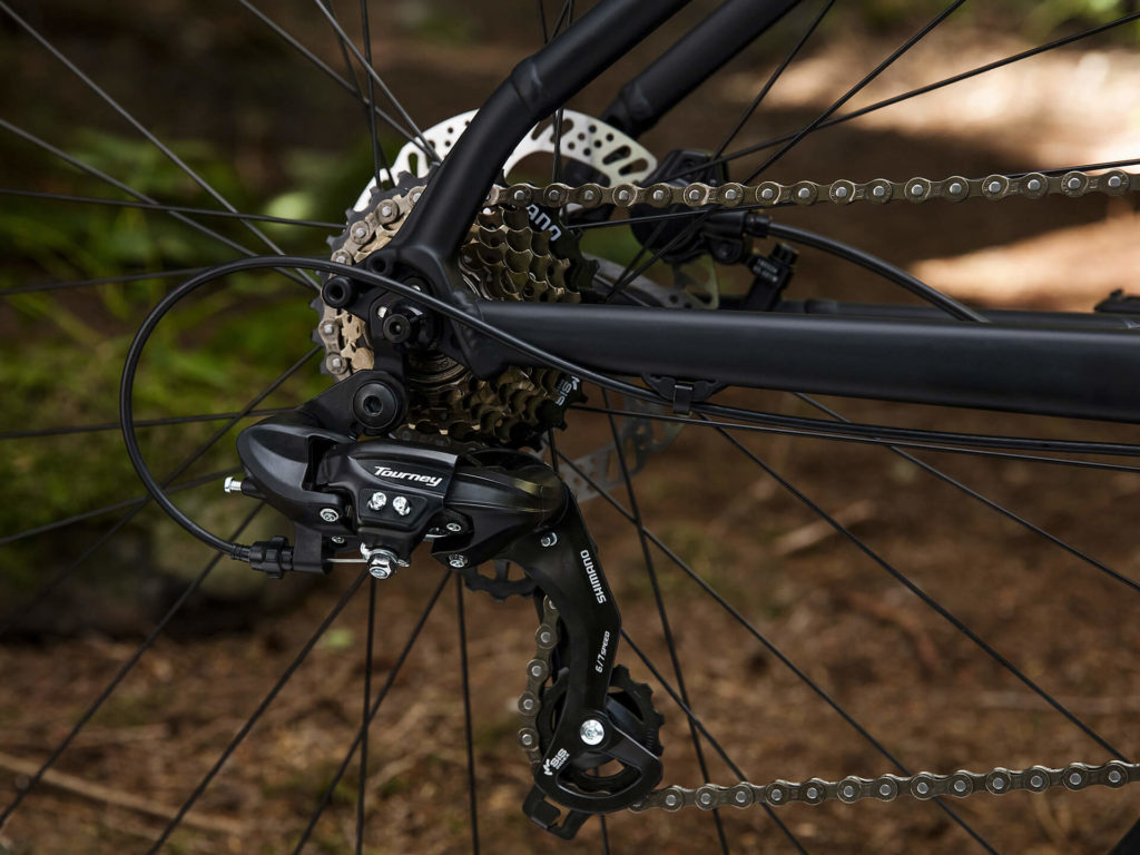 Marlin 5 Shimano Drive Train