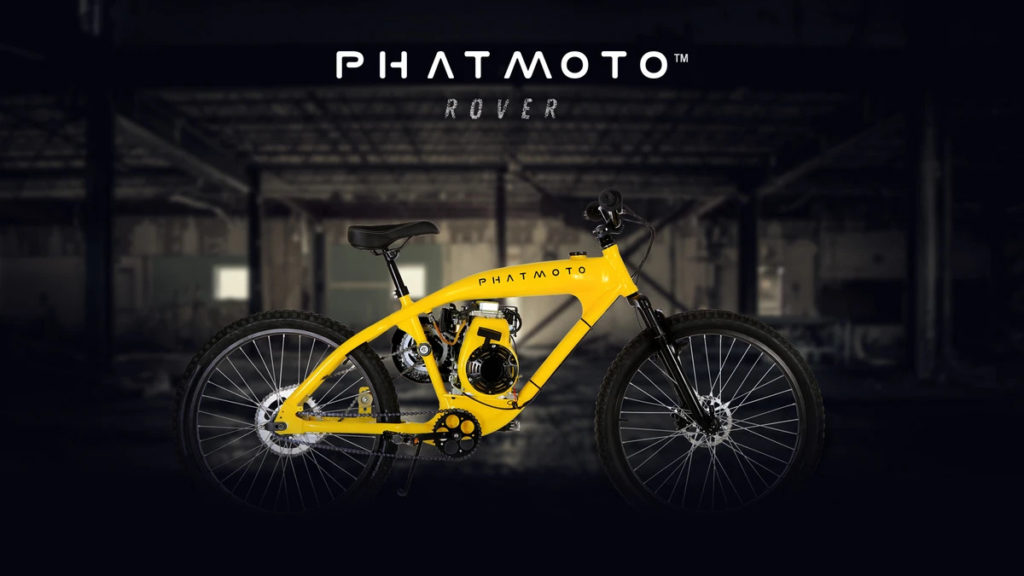 PHATMOTO™ Rover 2020 - 79cc Motorized Bicycle