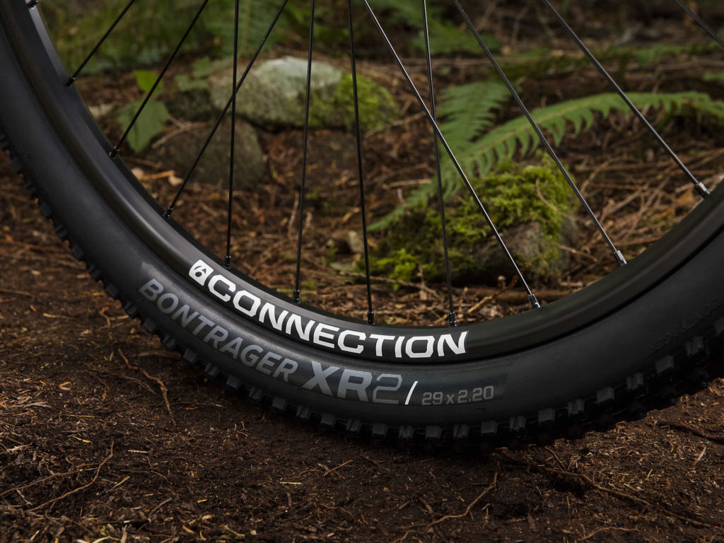 Marlin 5's Bontrager XR2 Tires