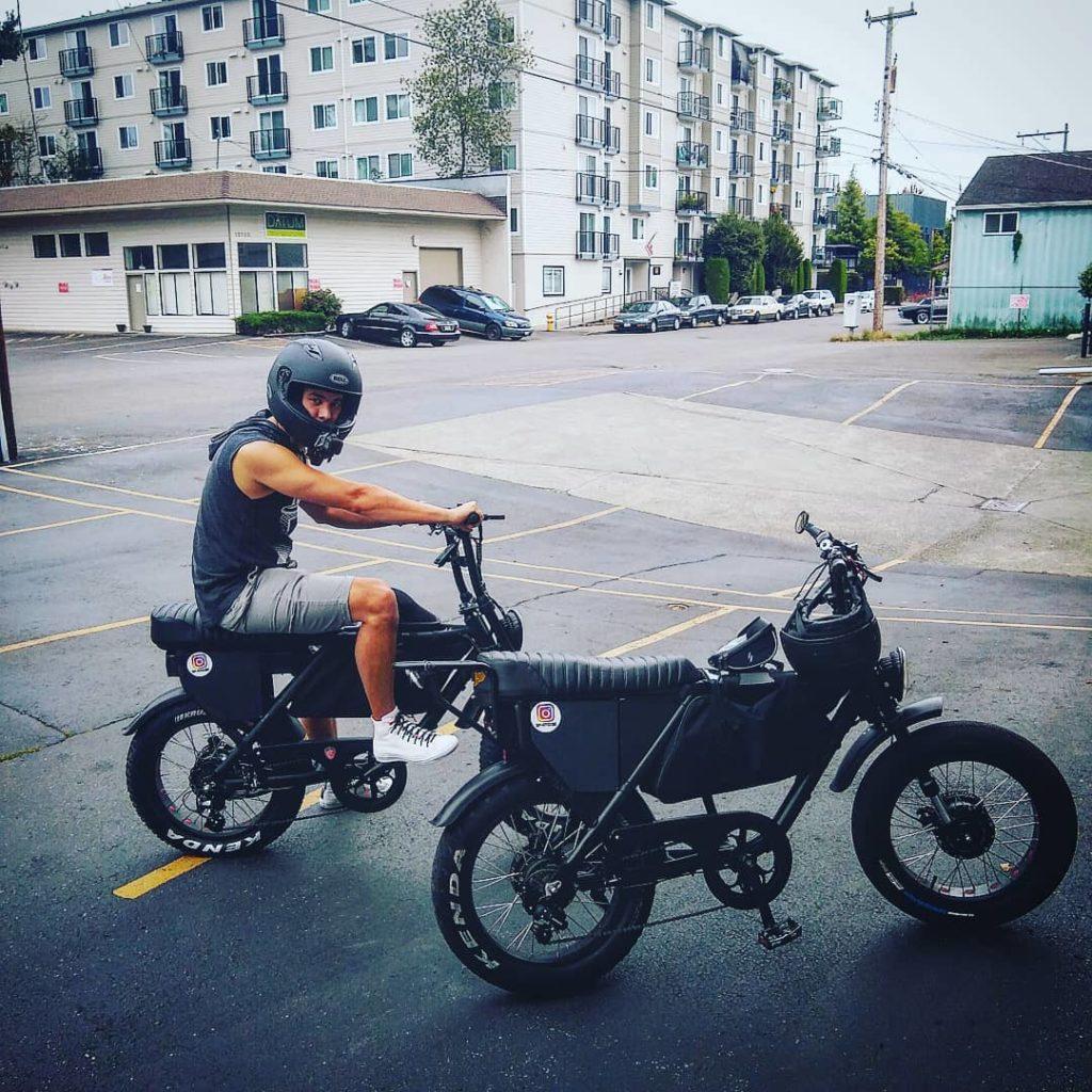 Ariel Rider D-Class Seat
