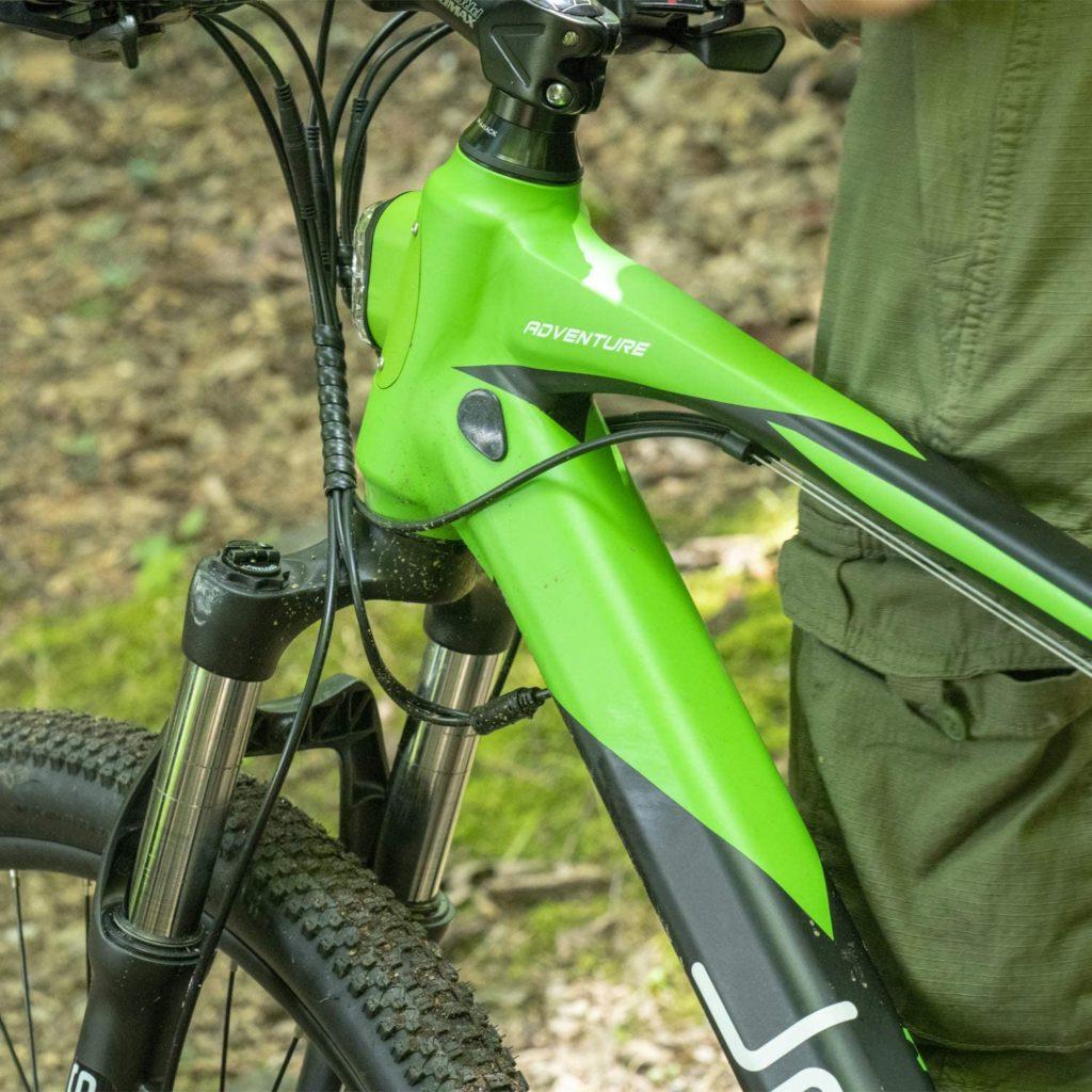 Jetson Adventure Electric Bike Battery